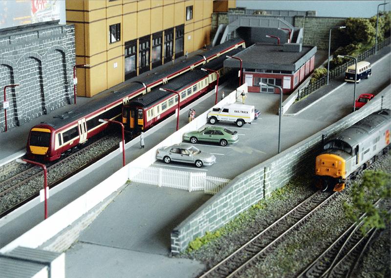 East Kilbride Model Railway Club Current Layouts